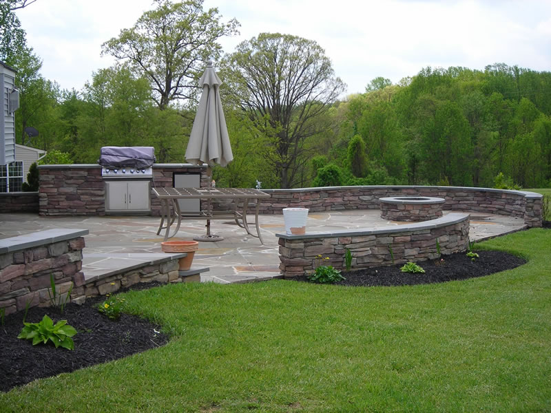 Outdoor Kitchen Design Harford Baltimore County Md